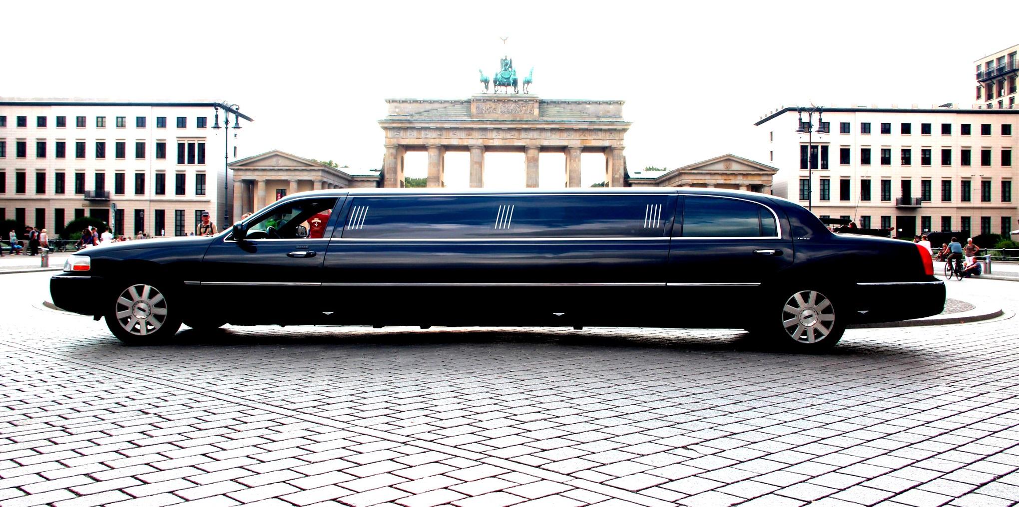 limousinenservice berlin spandau